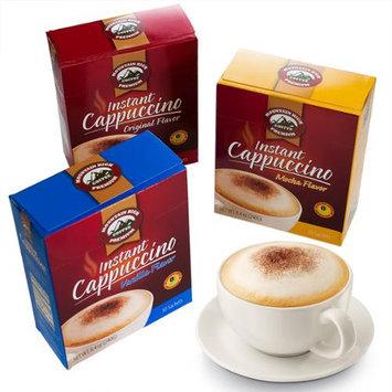 30pk Instant Cappuccino Mountain High Coffee Packets - Original, Vanilla & Mocha