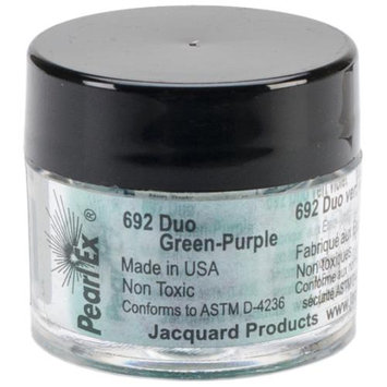 Jacquard Products Jacquard Pearl Ex Powdered Pigments 3g-Duo Green-Purple