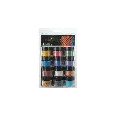 Pearl Ex Powdered Pigments - 12 Set-Series 2
