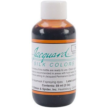 Jacquard Silk Dyes, Viridian Green, 2 oz