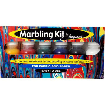 Jacquard Marbling Starter Kit