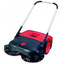Oreck PPS30 Triple Brush Push Power Sweeper - 13.2 Gallon Capacity