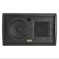Klipsch KI-172 100 W RMS Speaker - 2-way - Black - 70 Hz to 17 kHz - 8 Ohm - 96 dB Sensitivity - Floor Standing, Shelf Mount