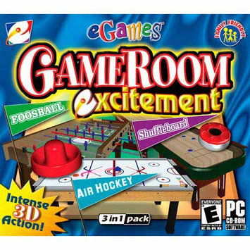 eGames XS31991 Game Room Excitement
