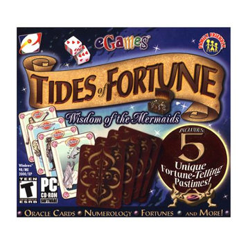 eGames 14505500 Tides of Fortune Wisdom of the Mermaids