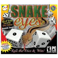 eGames 36014 Snake Eyes Dice Games