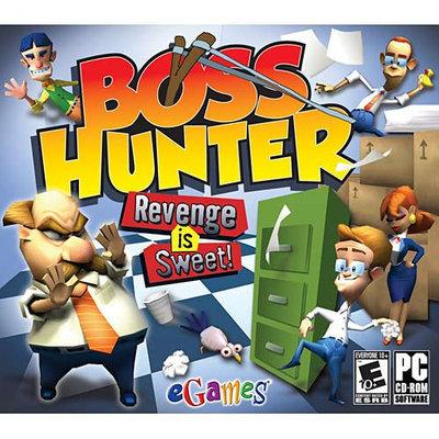 eGames 138659 Boss Hunter- Revenge is Sweet