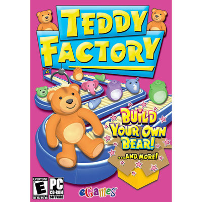 Egames Teddy Factory