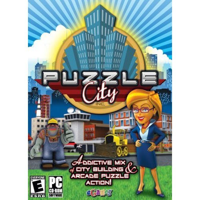 D3 78457 Puzzle City