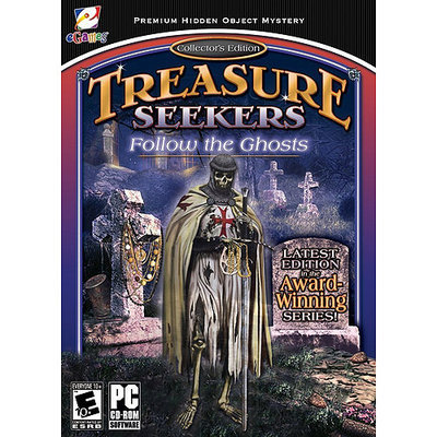 eGames 210877 Treasure Seekers- Follow the Ghosts