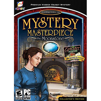 eGames 210879 Mystery Masterpiece- The Moonstone