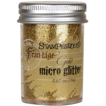 Stampendous Micro Glitter-Gold