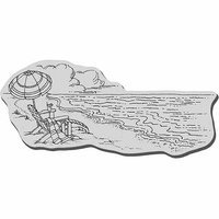 NOTM076168 - Stampendous Cling Rubber Stamp 5.5