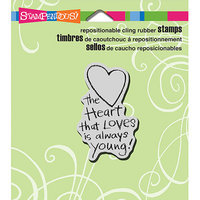 NOTM281519 - Stampendous Cling Rubber Stamp 4