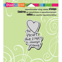 NOTM281529 - Stampendous Cling Rubber Stamp 4