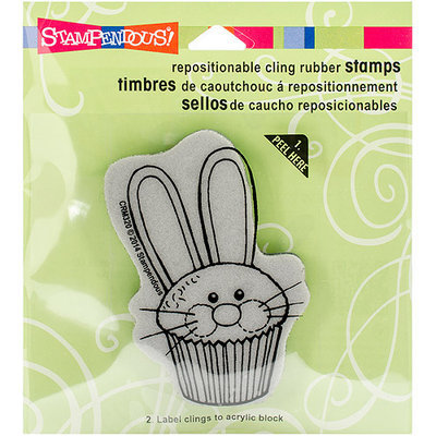Stampendous Cling Rubber Stamp 3.5