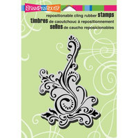 Stampendous Cling Rubber Stamp 4.5