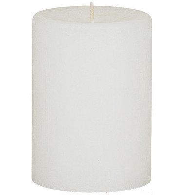 Oddity, Inc. Weathered Fresh Linen Pillar Candle (Set of 2)