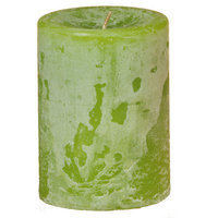 Oddity, Inc. Oddity Inc. Weathered Margarita Pillar Candle (Set of 2)