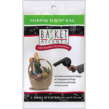 Photo Frog 66043 Basket Accents Shrink Wrap Bags Large 30