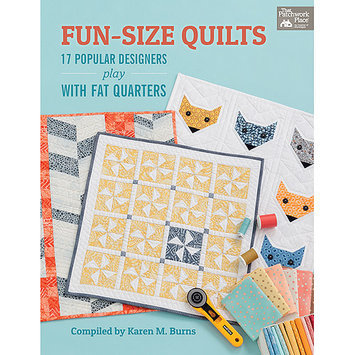 Martingale That Patchwork Place-Fun-Size Quilts