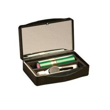 Floxite FL-10LIP 10x Mirrored Lipstick Case Black