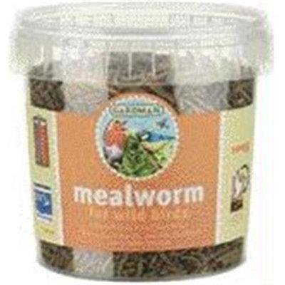 Gardman Wild Bird Mealworm Tub Wild Bird Food / Size (3.5 oz.)