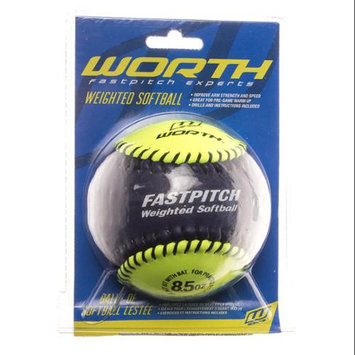 Tanners Worth Weighted Training Softball (8.5 oz)