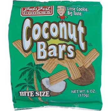 Buds Best Coconut Bars