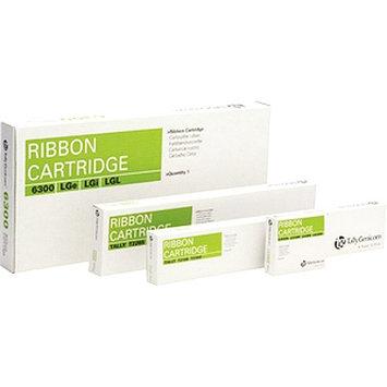 TallyGenicom 509160G02 Printer Ribbon, Nylon, Black - GENICOM CORPORATION