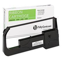 TallyGenicom 509160G03 Printer Ribbon, Nylon, 50M Yield, Black