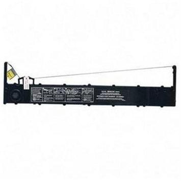TallyGenicom 3A1600B02/3A1600B01 Printer Ribbon, Fabric, Black - GENICOM CORPORATION