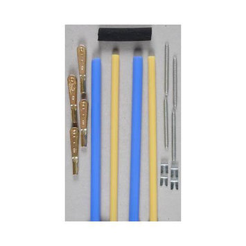 Sullivan Products Pushrods Semi-Flex 36 wClevis2
