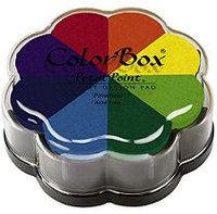 Alvin & Company ColorBox Pigment Petal Point Option Pad 8 Colors-Pinwheel