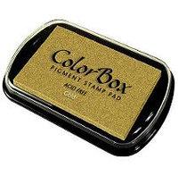 ColorBox Metallic Pigment Inkpad-Gold