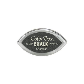 Clearsnap 256763 ColorBox Fluid Chalk Cats Eye Inkpad-Charcoal