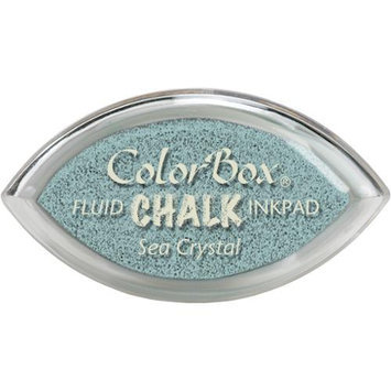 Clearsnap 714-59 ColorBox Fluid Chalk Cats Eye Ink Pad-Sea Crystal