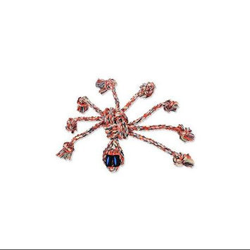 Mammoth Pet Products MM53074 Flossy Chews Snakebiter Spider - 11 In.