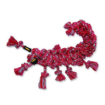 Mammoth Pet Products MM53082 Flossy Chews Snakebiter Scorpion - 10 In.