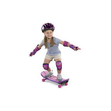 Mattel, Inc. Fisher-Price Grow With Me 3 in 1 Skateboard - Barbie