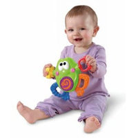 Fisher Price Go Baby Go - Silly Sounds Frog
