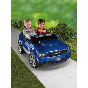 Power Wheels BOSS 302 Mustang Battery Operated Ride On