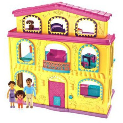 Fisher Price Playtime Together Dora & Me Dollhouse
