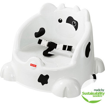 Babies R Us Fisher-Price Table Time Cow Booster
