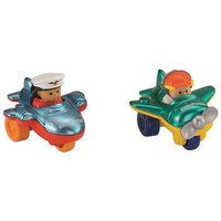 Fisher Price Wheelies Little People - Air Pack