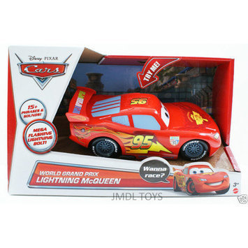 Cars Lights & Sounds World Grand Prix Lightning