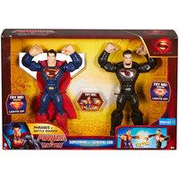 Mattel DC Comics Superman: Man of Steel Power of Krypton Superman vs General Zod Final Battle Action Figure Set
