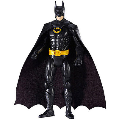 Mattel DC Comics Multiverse Batman 1989 Film Batman Figure