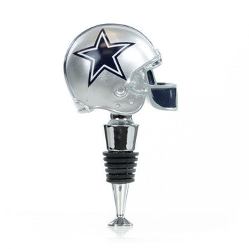 Evergreen Dallas Cowboys Football Helmet Wine Bottle Stopper