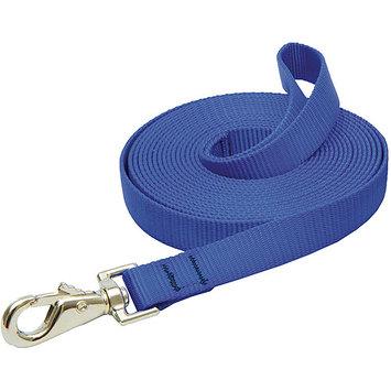 Findingking 3/4 Blue 15ft Gate Snap Training Leash